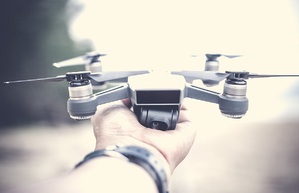 Drones can be used to optimize inspections